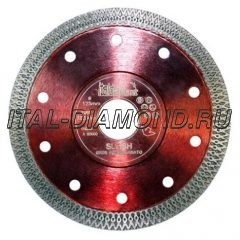 Диск алмазный Turbo ItalDiamant 125х1,4х10х22,2 SLASH125
