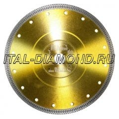 Диск алмазный Turbo ItalDiamant 230х1,9х10х22,2 SLASH230