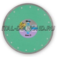 Диск алмазный 1А1R ItalDiamant 230х1,6х7х22,2 GRES/S 3223169M