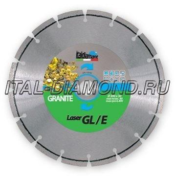 Диск алмазный 1А1RSS ItalDiamant 300х2,6х7х25,4 LASER GL/E 2410208