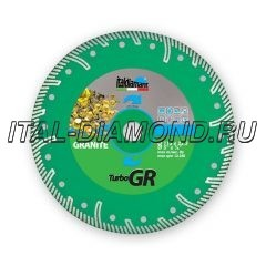 Диск алмазный Turbo ItalDiamant 115х1,9х9х22,2 GR 3411869