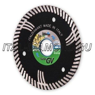 Диск алмазный Turbo ItalDiamant 115х2,6х9х22,2 GV 3411769