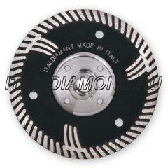 Диск алмазный Turbo ItalDiamant 125х2,6х9х22,2 GV-CF 3412669CF