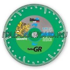 Диск алмазный Turbo ItalDiamant 230х2,6х9х22,2 GR 3423469