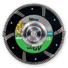 Диск алмазный Turbo ItalDiamant 230х3х10х22,2 GV-CF 3423269-CF